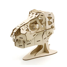 Load image into Gallery viewer, [JIGZLE Wooden Puzzle]<br>T-Rex Accessory Case