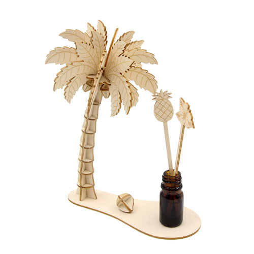 [JIGZLE Wooden Puzzle]<br>Hawaiian Aroma Stand