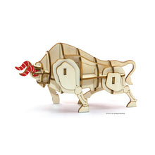 Load image into Gallery viewer, [JIGZLE Wooden Puzzle]<br>Year Of The Ox - Small
