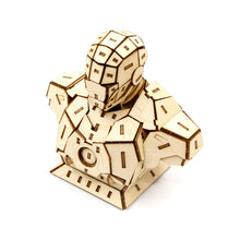 Load image into Gallery viewer, [INCREDIBUILDS Wooden Puzzle]<br>Ironman