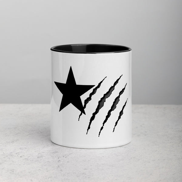 The Survivor Mug with Color Inside by BFW