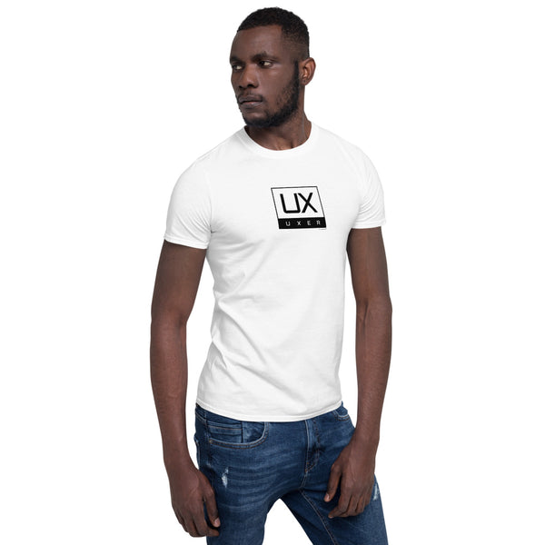 UXER™ Gear Short-Sleeve Unisex T-Shirt by UXER™