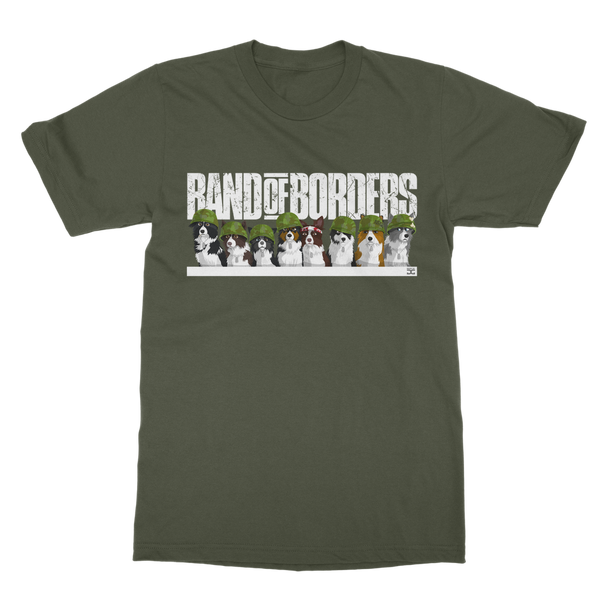 Band Of Borders (Jungle) | Unisex T-Shirt