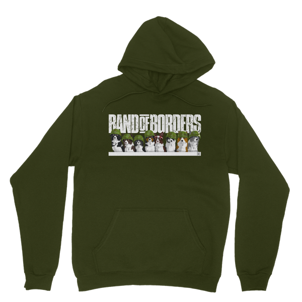 Band Of Borders (Jungle) | Unisex Hoodie