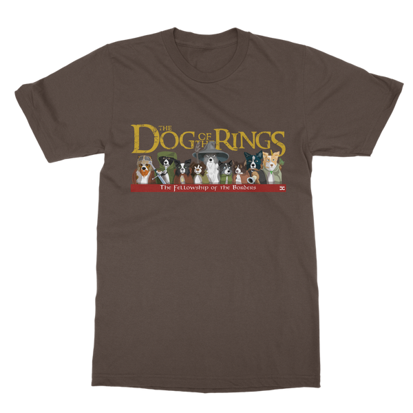 Dog Of The Rings | Unisex T-Shirt