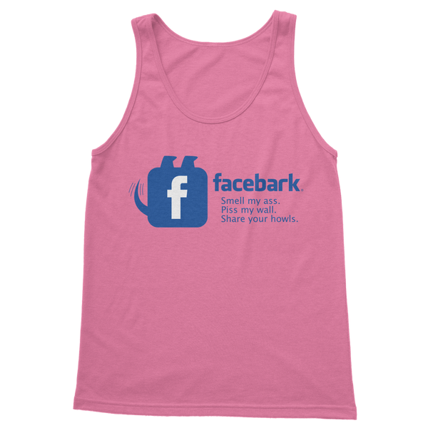 Facebark | Women's Tank Top