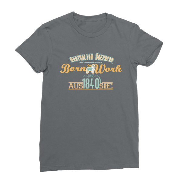 Australian Shepherd - Vintage Breed | Women's T-Shirt