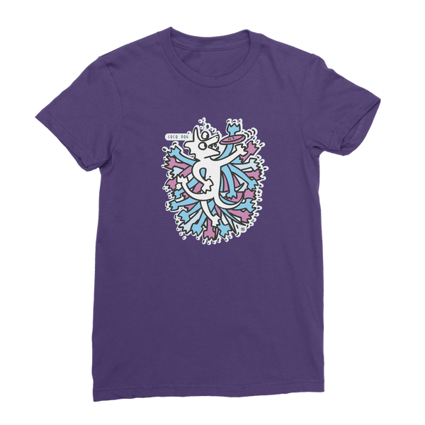 Loco Dog | Premium Women's T-Shirt