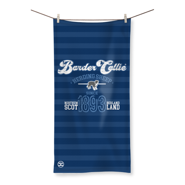 Border Collie - Vintage Breeds | All Over Towel