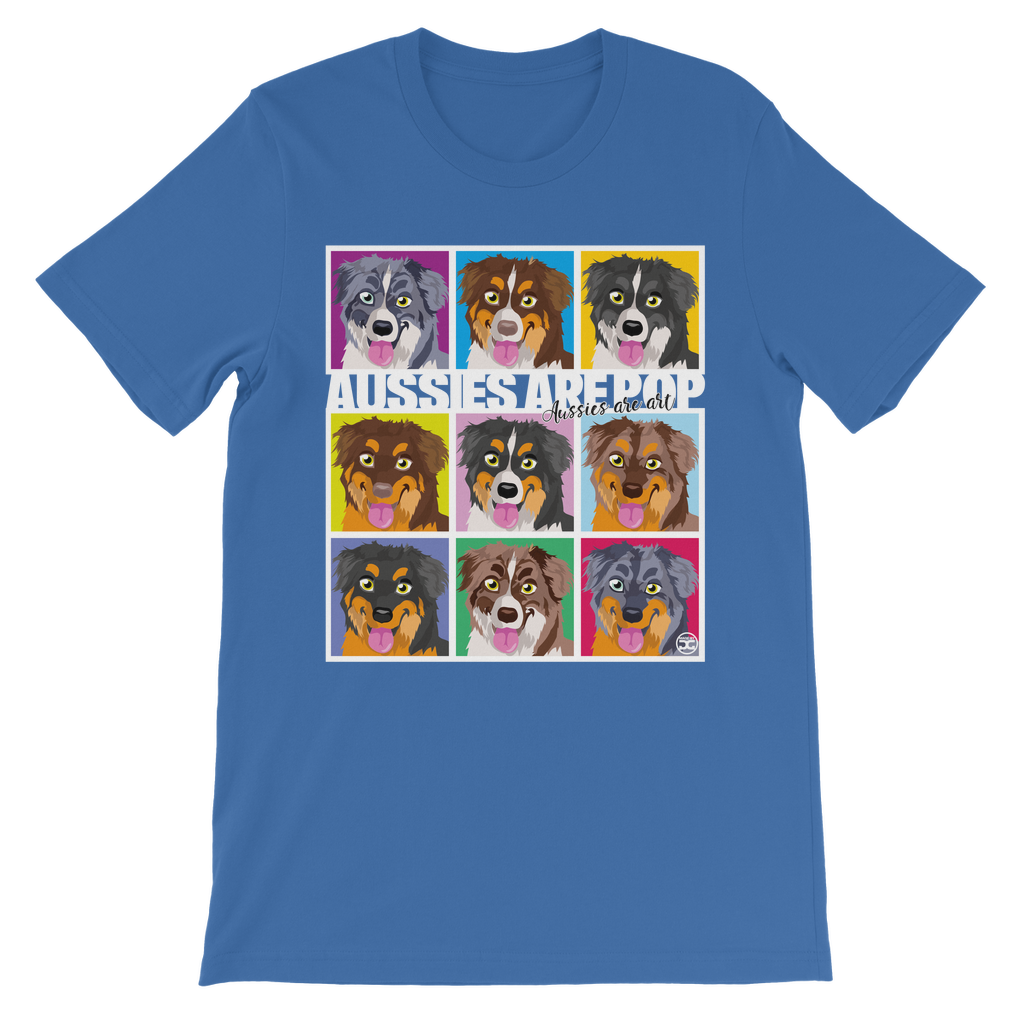 Aussies are Pop | Kids T-Shirt