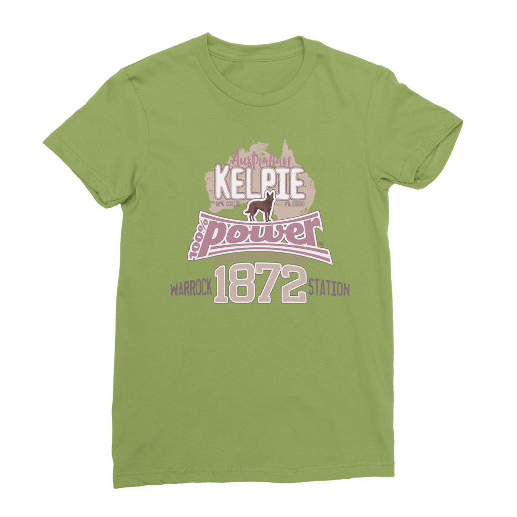 Australian Kelpie - Vintage Breed | Women's T-Shirt