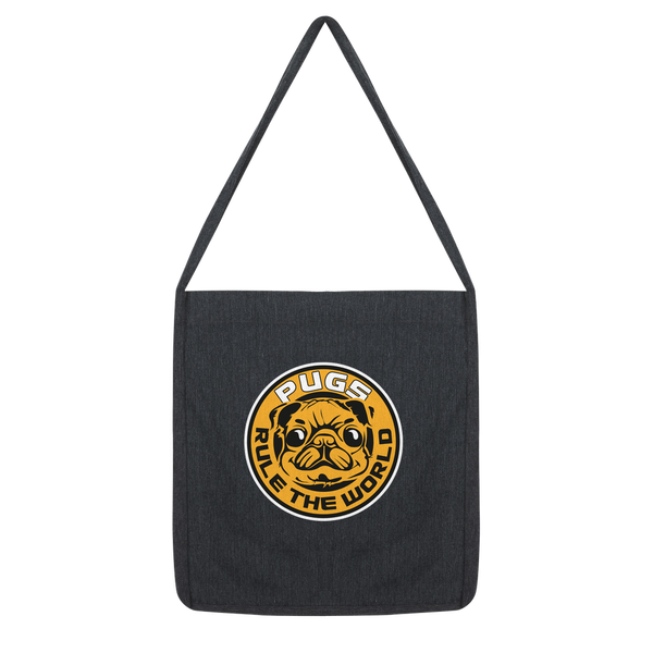 Pugs Rule the World | Tote Bag