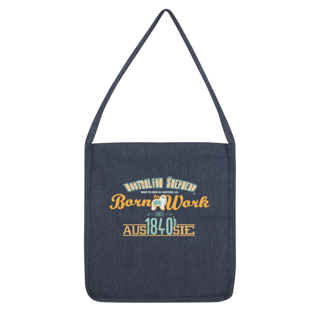 Australian Shepherd - Vintage Breed | Tote Bag
