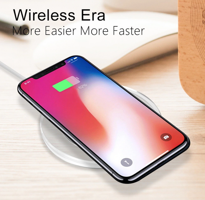 Acrylic Disc Wireless Charger