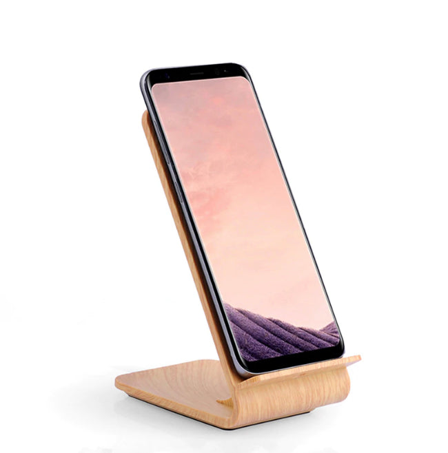 Timber Wireless Charging Dock