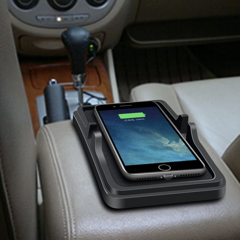 Wireless Car Charging Pad