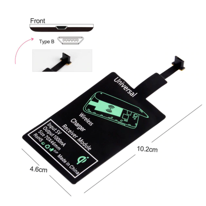 Wireless Charging Receiver