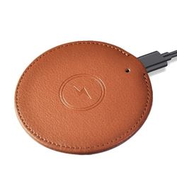 Leather Charging Pad