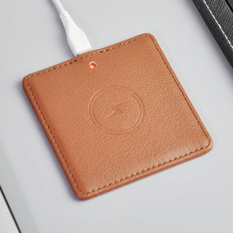 Leather Charging Square