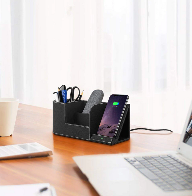 Fusion Organizer Wireless Charging Dock