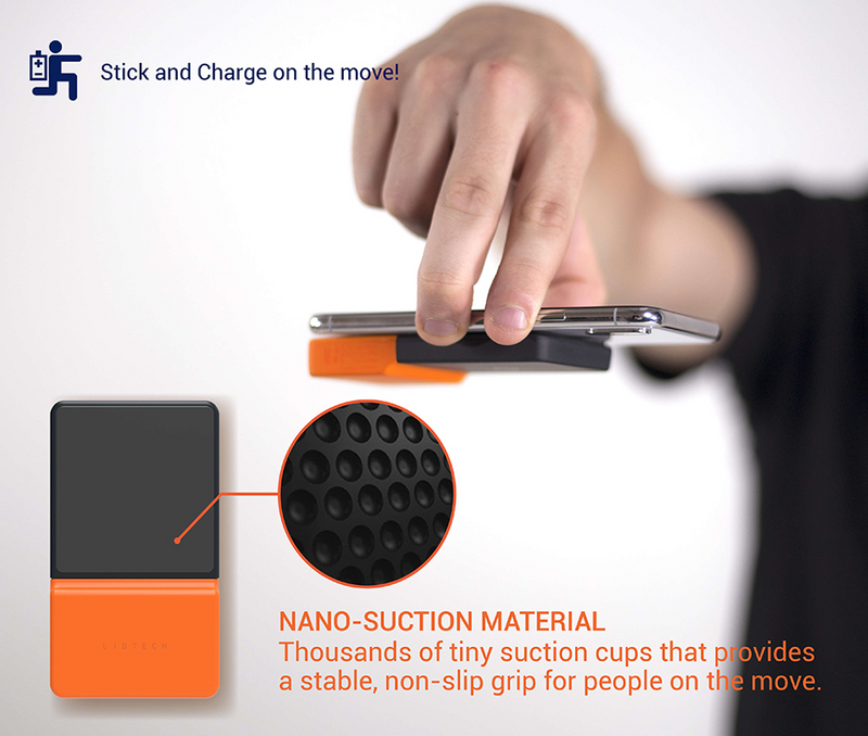 Bricks Stick & Go Wireless Battery