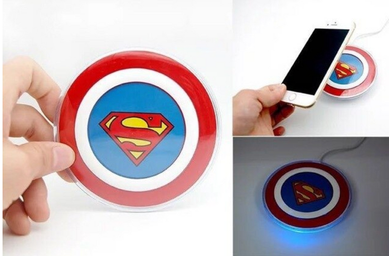 Superman Charging Pad