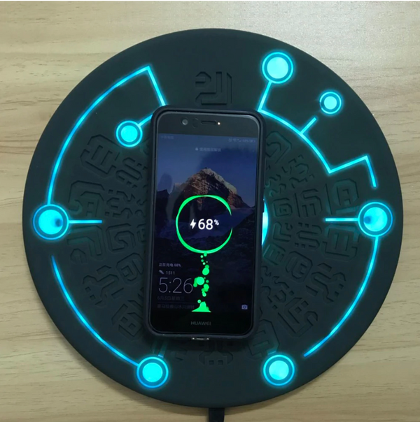 Sheikah Temple Charging Pad