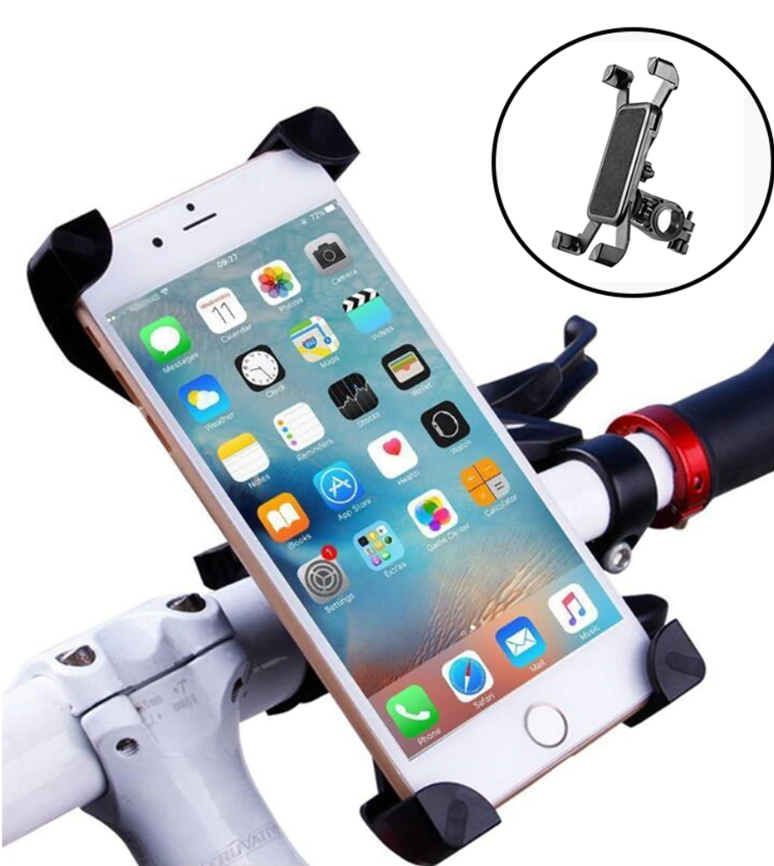 360° Rotating Bicycle Phone Mount