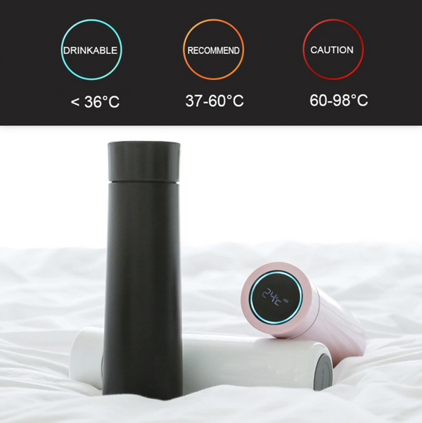 Smart Thermal Water bottle