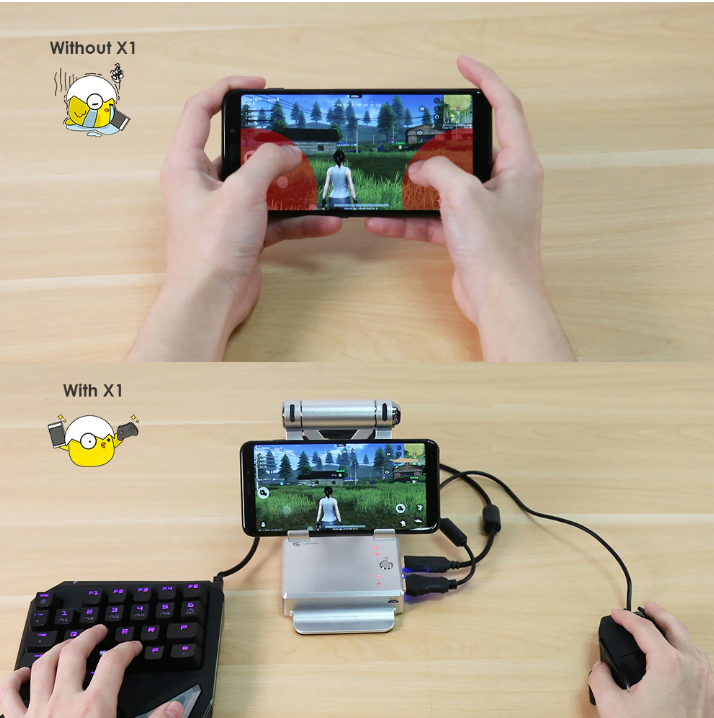 Imperial Smartphone Gaming Stand
