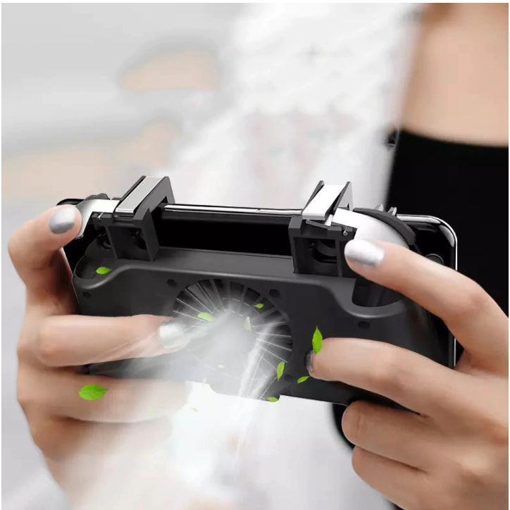 Cooling Smartphone Controller