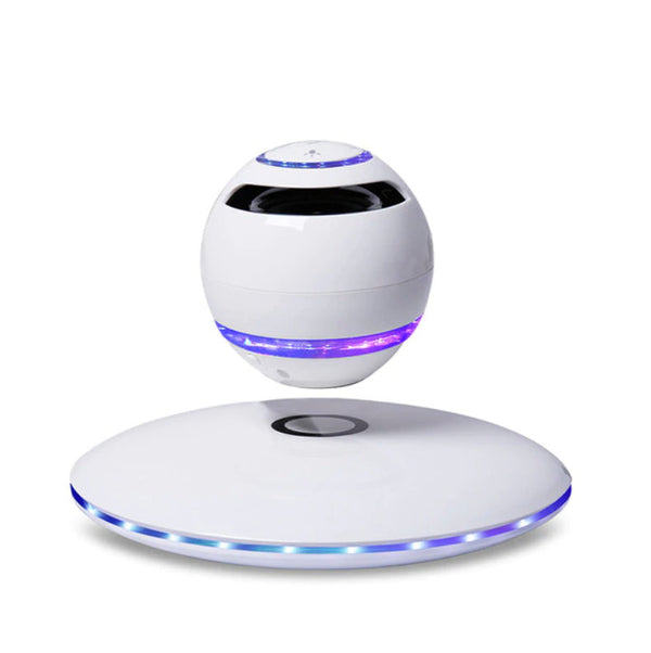 Zero-Gravity Levitating Bluetooth Speaker