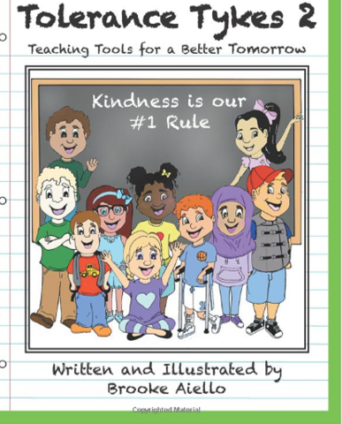 Book Review: Tolerance Tykes 2