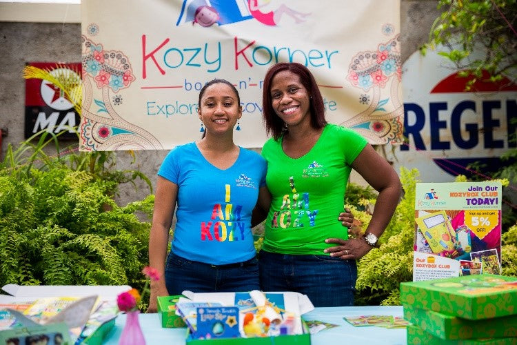 LSP partners with Farrah and Shapea from Kozy Korner