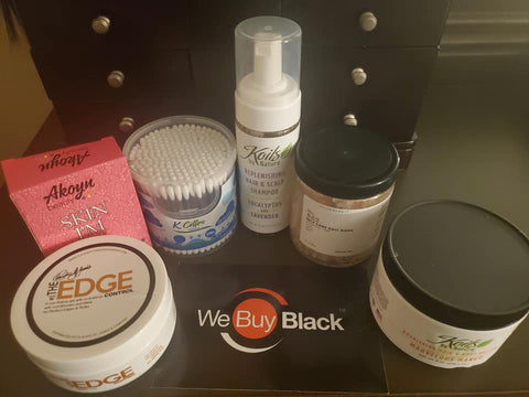 black owned skin care products