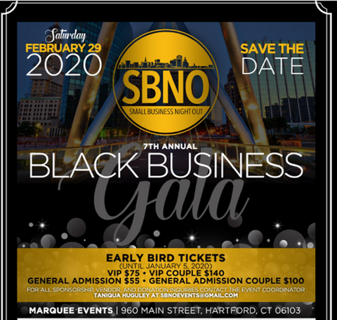 Black business gala