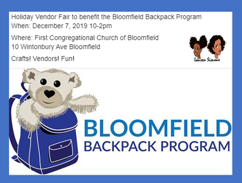 Bloomfield vendor fair