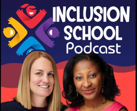 lauren simone publishing house interview with inclusion school podcast