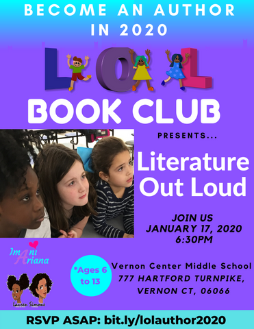 LOL book club January 2020