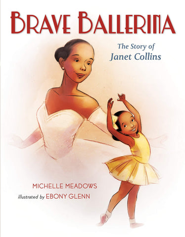 Book: Brave Ballerina: The Story of Janet Collins