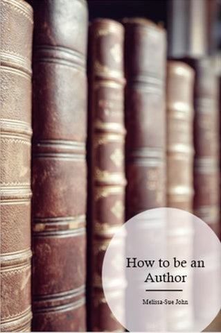 How to be an Author