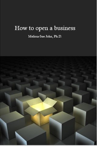 How to Open a Business