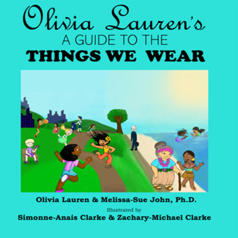Book: Olivia Lauren's A Guide to Things We Wear