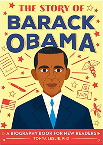 Book: The Story of Barack Obama