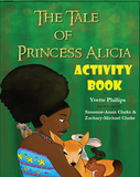 Book: The Tale of Princess Alicia Coloring Book