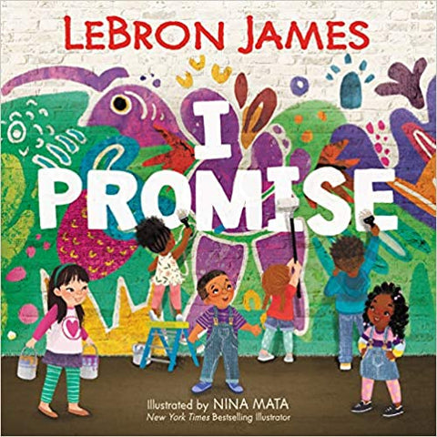 Book: I Promise | LeBron James