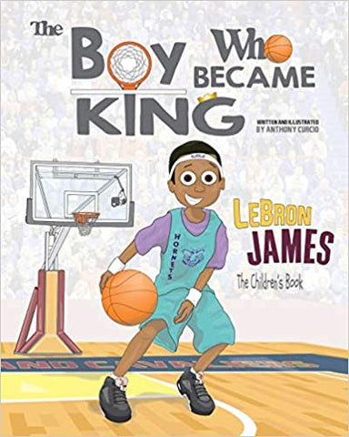 Book: LeBron James: The Boy Who Became King
