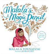 Book: Malala's Magic Pencil