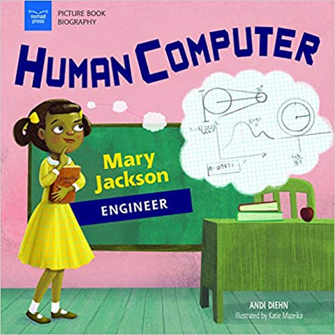 Book: Human Computer Mary Jackson, Engineer