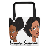 Stationery: Lauren Simone Pubs Tote bag